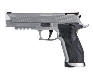 SIG SAUER P226 X-FIVE AIR PISTOL, SILVER
