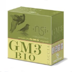 NSI GM3 BIO 31g - № 9 - тапа