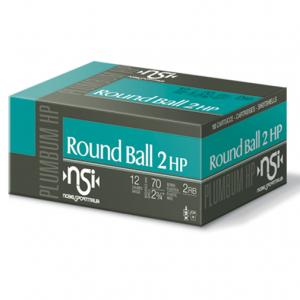 NSI ROUND BALL 2 HP