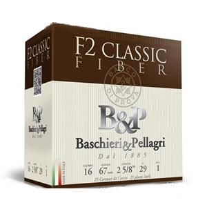 B&P F2 CLASSIC FIBER cal. 16, N 4 - тапа