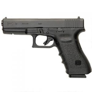 GLOCK 17, set Gen.3, NS steel, Standard, кал. 9 mm Luger