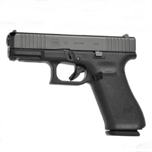 GLOCK G45 PR/FS NS Green Compact - 9 mm Luger
