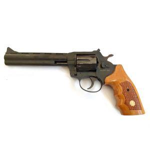 """ALFA PROJ Револвер 861, 38 Special, 6"""" Blue, Wood, 6"""""""