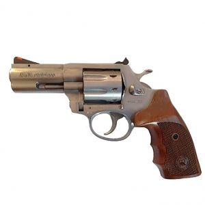 "ALFA PROJ Револвер 2331, 22 WMR + 22 LR, Chrome Wood, 3"""