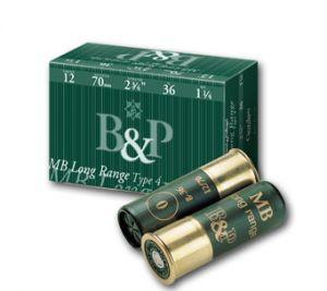 B&P 4MB Long Range 36g N4