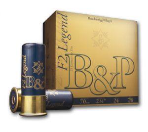 B&P F2 Legent 24g N7.5