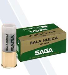 SAGA Bala Hueca