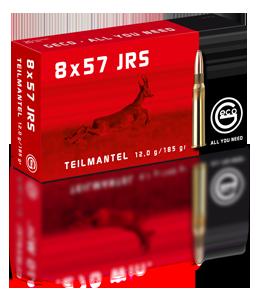 GECO TEILMANTEL  cal.8 x 57 JRS  12.0g