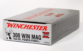 Winchester 300WM SUPER-X 150GR POWER POINT 20