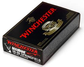 Winchester 30-06 SPR SUPREME 180GR ACCUBOND 20