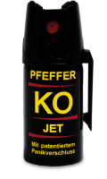 PFEFFER KO JET - Лютив спрей 40 ml