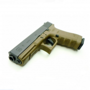 GLOCK G17 Gen.3, Оlive, Standard, кал. 9 mm Luger