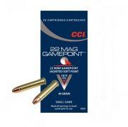 CCI Maxi Mag GamePoint, .22 WMR - 40 GR