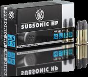 RWS Subsonic HP, 22LR - 40GR