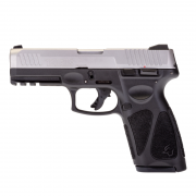 """Taurus G3, 9mm Luger, Stainless Steel, 4"""" 