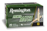 Remington Premier Match,RM223R3,cal.223Rem,77gr,Match King BTHP