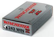 Winchester 243WIN SUPER-X 80GR PSP 20