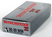 Winchester 30-30 WIN SUPER-X 150GR HOLLOW POINT 20