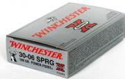 Winchester 30-06SPR SUPER-X 180GR POWER POINT 20