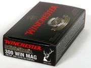 Winchester 300 WM SUPREME 180GR BALLSILTIP 20